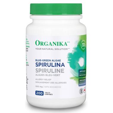 Organika Spirulina