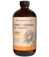 Harmonic Arts Lung & Cough Syrup