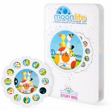 Moonlite Story Reel Duck & Goose