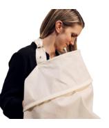 Fox & Fawn Couverture d'allaitement Baby Haven Linen