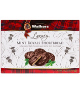 Walkers Mint Royals Shortbread
