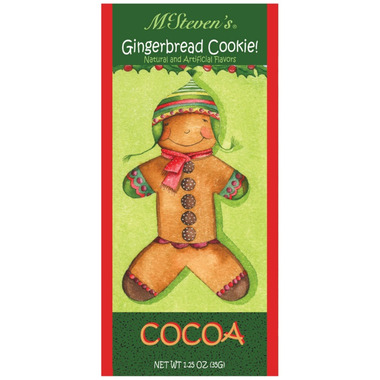 McSteven\'s Gingerbread Cookie Cocoa Packet