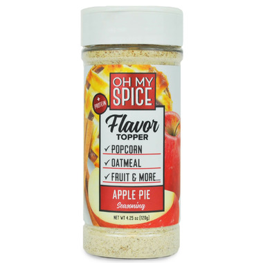 Oh My Spice Apple Pie Protein Blend