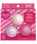 eos Champagne Pomegranate SugarPlum Lip Balm Sphere Gift Set