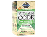Garden of Life Vitamin Code Raw