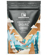 Ergogenics Nutrition 8 Mushroom Blend Instant Coffee