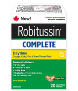 Robitussin Complete Daytime
