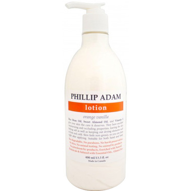 Phillip Adam Body Lotion Orange & Vanilla