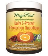 MegaFood Daily C-protection booster de nutriments en poudre