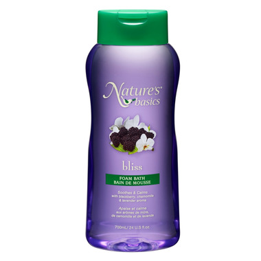 Nature\'s Basics Foam Bath