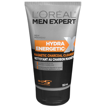 L\'Oreal Men Expert Hydra Energetic Magnetic Charcoal Cleanser