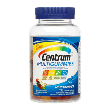 Centrum MultiGummies Men