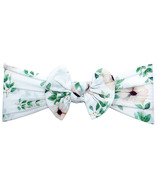 Baby Wisp Bandeau Nylon Bow Slow Floral