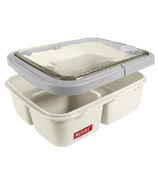 Russbe Perfect Seal Bento Bone White