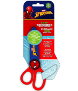 greenre Eco-Marvel Spiderman Kids Eco-Scissors with Safety Cover