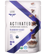 Living Intentions Superfood Cereal Blueberry Blast
