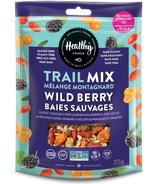 Healthy Crunch mélange Trail aux baies sauvages