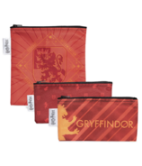 Bumkins Harry Potter Reusable Snack Bag Gryffindor