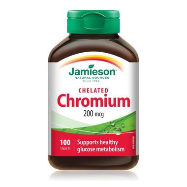 Jamieson Chelated Chromium