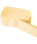 Kliin Biodegradable Compressed Small Sponge Orange