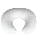 Baby Works Feeding Pillow with Bamboo Pillowcase