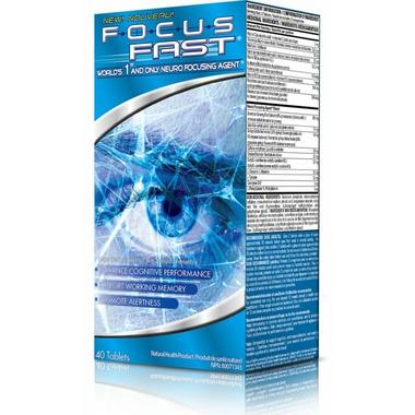 Focus Fast Supplement