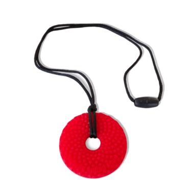 BabyComfy Gummi Teething Jewellery Cherry