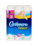 Cashmere Bathroom Tissue Select Triple Rolls
