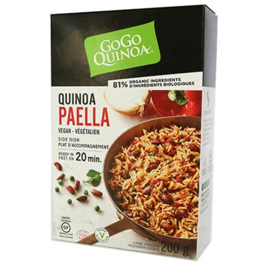 GoGo Quinoa Quinoa Paella
