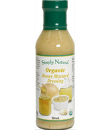 Simply Natural Organic Honey Mustard Dressing