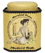Barefoot Venus Therapeutic Mustard Bath