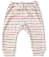 Petit Pehr Stripes Away Harem Pant Dark Pink