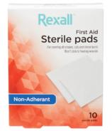 """Rexall Non Stick Pads 2"""" X 3"""""""
