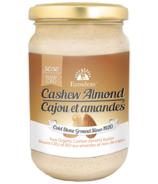 Ecoideas Organic Almond & Cashew Butter