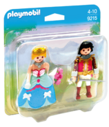 Playmobil Prince and Princess