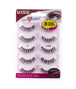 Kiss Ever EZ 11 Fake Eyelashes Multipack