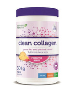 Genuine Health Clean Collagen Bovine Pineapple Berry