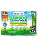 NatureZway Bamboo 2ply Napkins