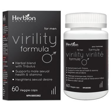 Herbion Virility Formula for Men