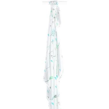 Lulujo Baby Bamboo Muslin Swaddling Blanket