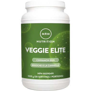 MRM Veggie Elite Cinnamon Bun