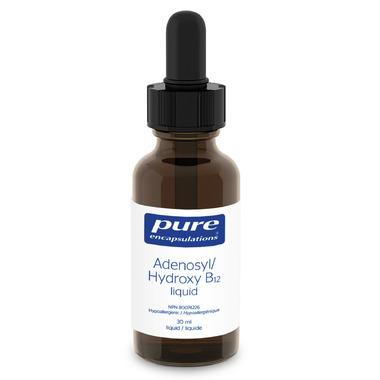 Pure Encapsulations Adenosyl Hydroxy B12 Liquid