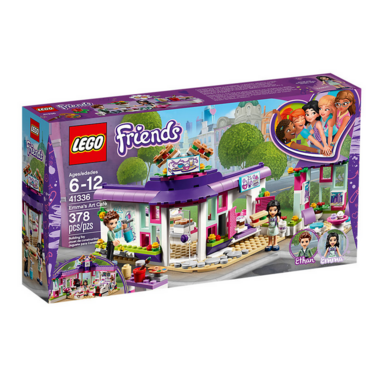 LEGO Friends Emma\'s Art Cafe