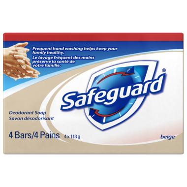 Safeguard Deodorant Soap