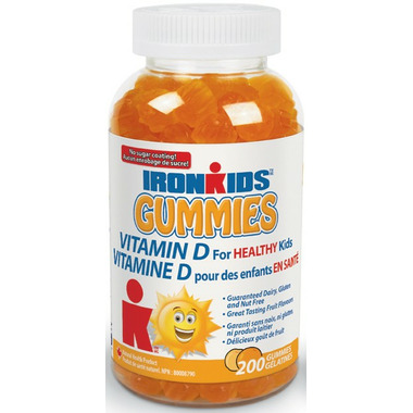 IronKids Vitamin D Gummies