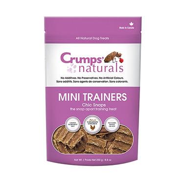 Crumps Naturals Mini Trainers Chic Snaps