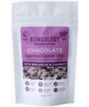 Rawcology Chocolate Superfood Coconut Chips
