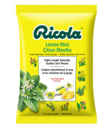 Ricola Cough Drop Lemon Mint
