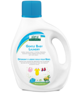 Aleva Naturals Travel Size Gentle Baby Laundry Fragrance Free