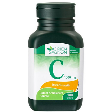 Adrien Gagnon Vitamin C 1000 mg with ORAC